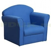 Kidsaw - Kidsaw Kids Blue Mini Armchair