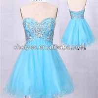 DL40131 2014 Sweetheart Short Tulle Hot-Fix Graduation Dress swarovski crystal evening dress, View dresses for mother of graduate, CHOIYES Product Details from Chaozhou Choiyes Evening Dress Co., Ltd. on Alibaba.com