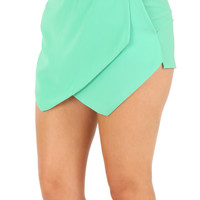 Shades Of Cool Shorts: Mint