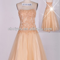 Strapless Lace Evening Dress 2014, View lace evening gown, CHOIYES Product Details from Chaozhou Choiyes Evening Dress Co., Ltd. on Alibaba.com