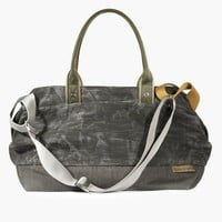 COTE&CIEL Grey Granite Loire Weekend Bag