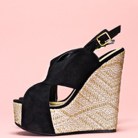 La Cabana Beach Wedge