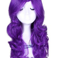 L-email Women My Little Pony Cosplay Party Cos Wig (purple)