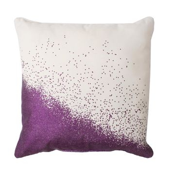 Half Sparkle Pillow