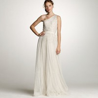 Women&#x27;s new arrivals - dresses - Marquise gown - J.Crew