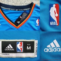 James Harden 13 Oklahoma City Thunder Revolution NBA Basketball Jersey James Harden