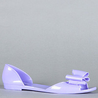 Fiebiger The Fly Jelly Flat in Pastel Purple : Karmaloop.com - Global Concrete Culture