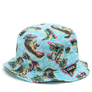 Original Chuck Dino Power Bucket Hat - Mens Backpack - Blue - One