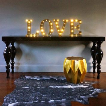 NEW! Love Letters Lights
