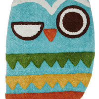Owl Clean Bath Mat | Mod Retro Vintage Bath | ModCloth.com