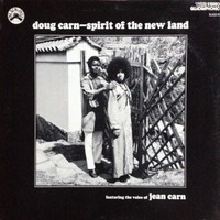 "Doug Carn - ""Spirit Of The New Land"" 12"" LP White Label Promo Black Jazz BJQD/8"