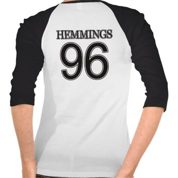 Hemmings 96 Baseball Tee