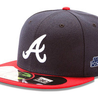 Atlanta Braves 2013 MLB AC Post Season Patch XP 59FIFTY Cap