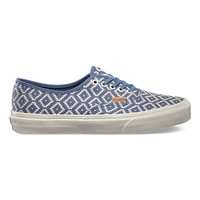 Vans Authentic CA (Italian Weave/captain blue)