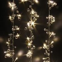 Crystal String Light Chain