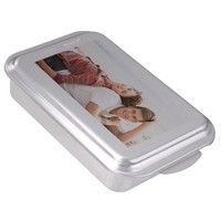 Personalized photo cake pan. Make your own!