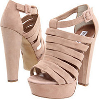 Steve Madden Audrinaa Blush Suede - Zappos.com Free Shipping BOTH Ways