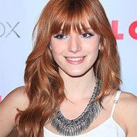 Bella Thorne Hairstyle - Long Straight Casual | TheHairStyler.com