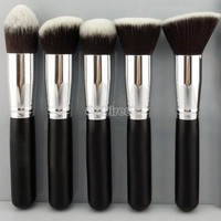 Cosmetic Set Eyeshadow Foundation wood Pro Make Up Brush