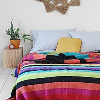 Magical Thinking Lone Wolf Beach Blanket - Urban Outfitters