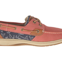 Sperry Top-Sider Bluefish 2-Eye Linen/Rose Floral - Zappos.com Free Shipping BOTH Ways