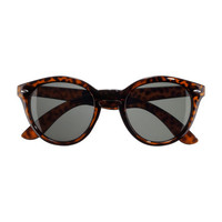 H&M - Sunglasses - Tortoiseshell - Ladies