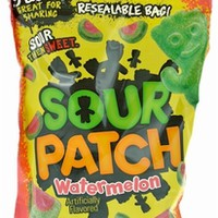 Sour Patch Watermelon Slices Candy 1.9 lb. Bag