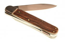 World Knives: Linder Stag Handle Locking Pocket Knife - Nr. 312111