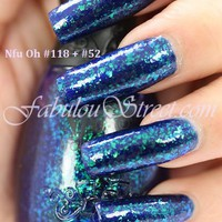 Nfu Oh Holographic polish