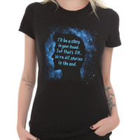 Doctor Who Her Universe Story Girls T-Shirt