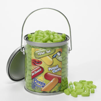 PEEPS & Company Online Candy Store: Shop Now : MIKE AND IKE® WATERMELON BULK CANDY GIFT PAIL