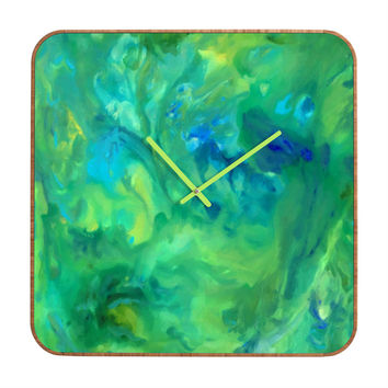 Rosie Brown Jungle Fever Custom Clock