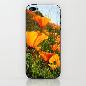 Roadside Beauty iPhone & iPod Skin by DuckyB (Brandi)