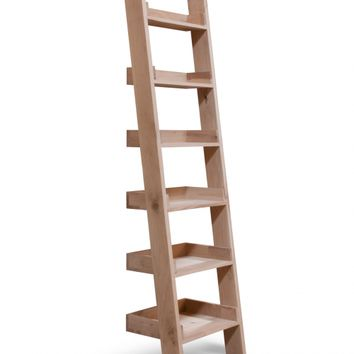 Wooden Shelf Ladder - New Arrivals