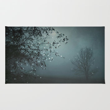 Song of the Nightbird Rug by Monika Strigel | Society6