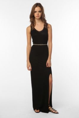 UrbanOutfitters.com > Go Make Noise Slub Knit Maxi Dress