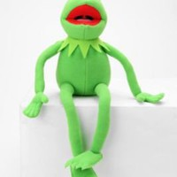 "UrbanOutfitters.com > The Muppets 20"" Kermit Plush Doll"