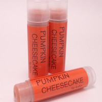 Pumpkin Cheesecake Lip Balm