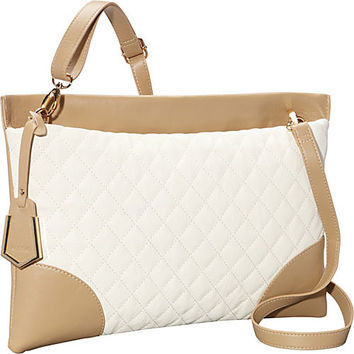 kensie Coco Quilted Medium Cross Body - eBags.com