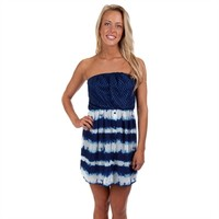 As U Wish Juniors Strapless Twofer Dress at Von Maur