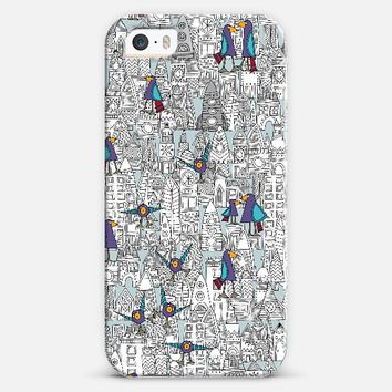 birds and rockets iPhone 5s case by Sharon Turner | Casetify ~ get $5 off using code: 5A7DC3