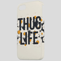Ankit Daisy Thug Life Iphone 5/5S Case Beige One Size For Women 24330742601