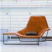 Zanotta Lama Lounge Chair By Ludovica And Roberto Palomba - Zanotta - Home Furnishings - Unica Home
