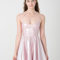 Shiny Figure Skater Dress | American Apparel