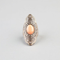 FULL TILT Large Oval Ring