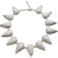 Smashed Talons Necklace- Pave | Catalog Products | Shop | Made Her Think – New York City Jewelry and Accessories