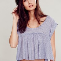 Intimately Womens Lazy Sunday Top -