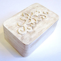Bracelet/ Ring Box /  Wedding Ring Box / Unique Ring Box / Bridal Gift
