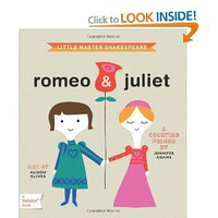 Amazon.com: Romeo & Juliet: A BabyLit Board Book (9781423622055): Jennifer Adams, Alison Oliver: Books