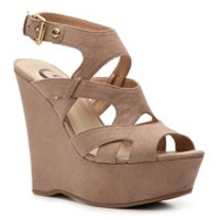 G by GUESS Hizza Wedge Sandal
